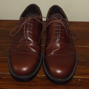 Rock Port Dress Shoe Brown Leather Size 8.5 LN